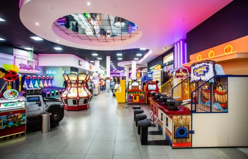 The Magic Company Arcade