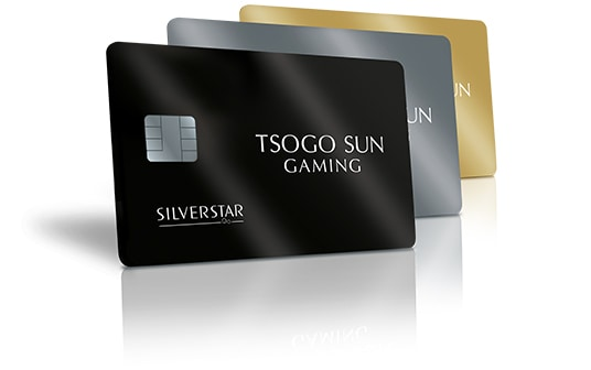 All New Silverstar Rewards Cards combined