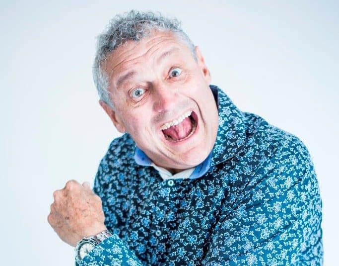 Barry Hilton Brings the Laughs to Silverstar casino
