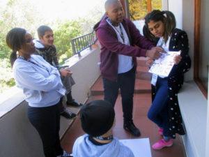 Columba camps inspire Mogale City learners & educators