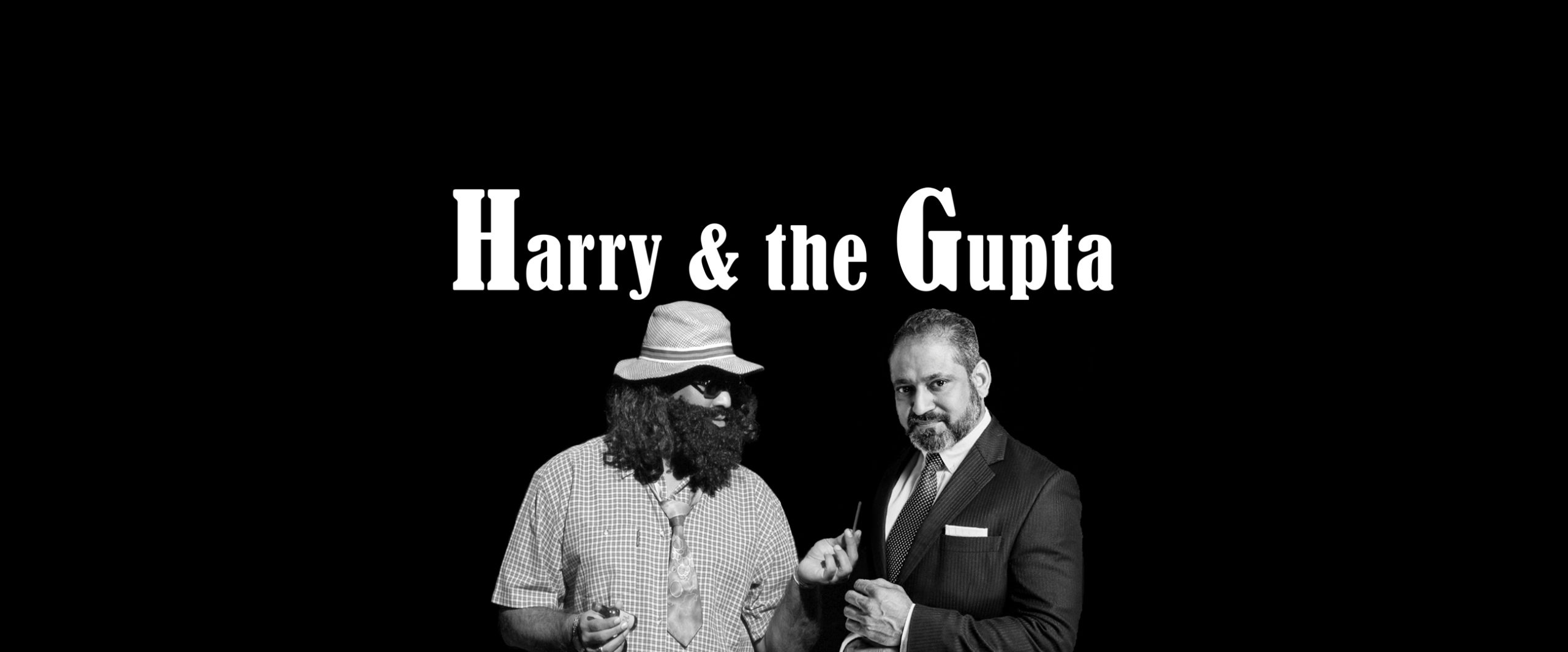 Harry & The Gupta Event banner