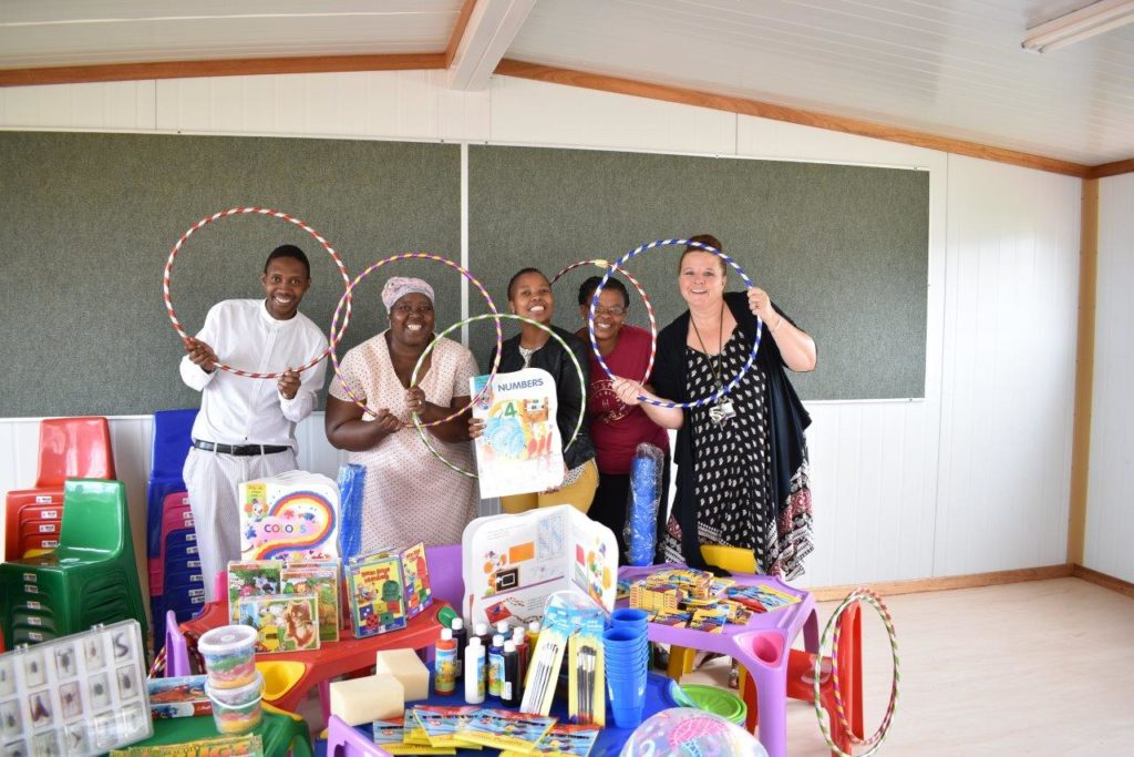 New ECD centre at Munsieville Primary
