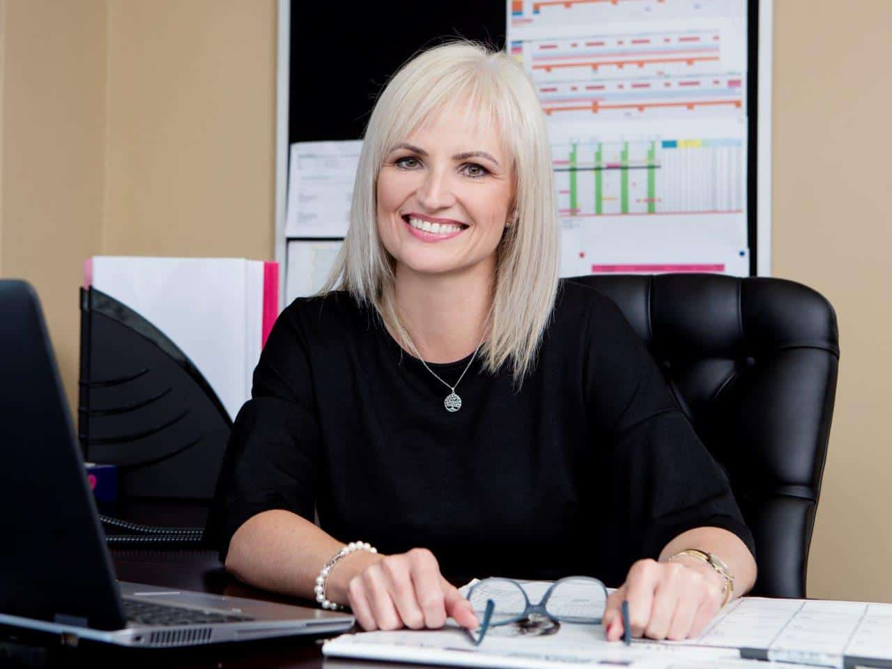 Anneke Potgieter, the general manager at Silverstar Casino