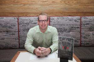 Trevor Wolverson, the Food & Beverage Manager