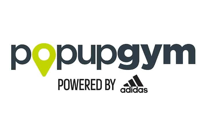 popup gym logo