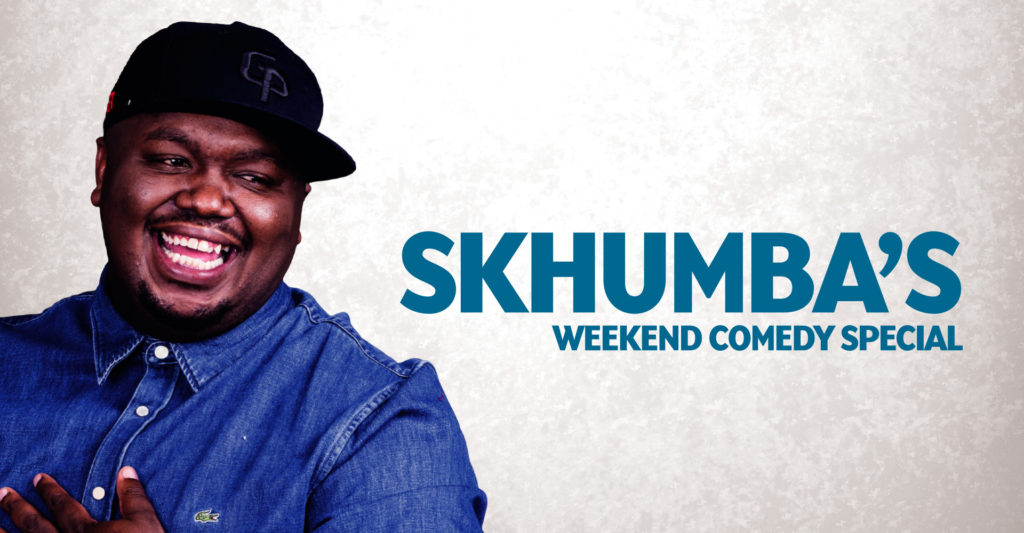 Skhumba's Weekend Comedy Special at Silverstar