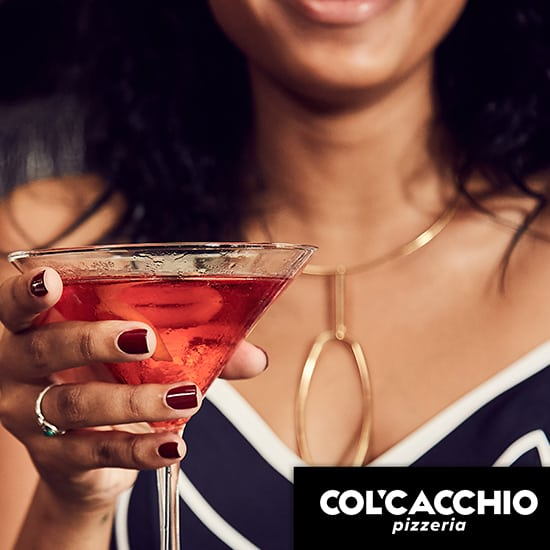 Black Friday Cocktail offer at Col'cacchio's Silverstar Casino