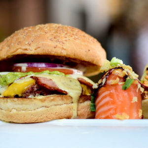 CowFish's food offer slider image